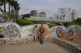 Парк Амор в Лиме