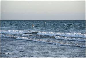 Агадир очень нравится серфингистам, понятно по каким причинам... *