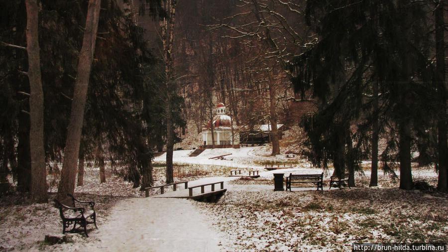 Национальный парк Гауя. Замки Сигулда, Латвия