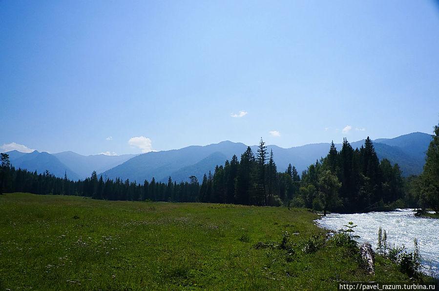 Евразия-2012 (10) — Сотни километров по Алтаю Тюнгур, Россия