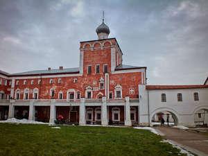 Симоновский корпус Вологодского кремля