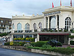 Знаменитое казино, открытое в 1912 году.