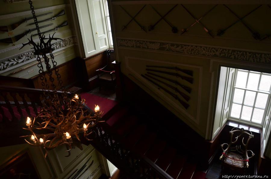 Край замков, гор, чертополоха: замок Блэр Данкельд, Великобритания