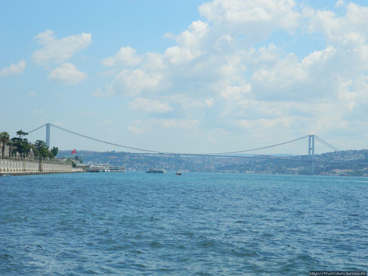 Знаменитый мост через про