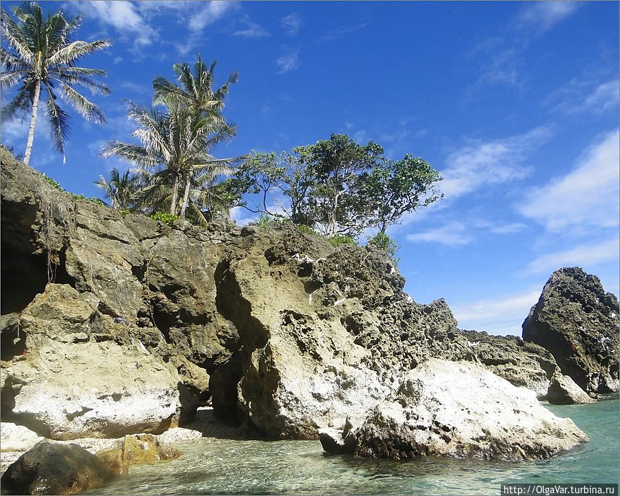 «Пляж безлюден, как Сахара…» Хагна, остров Бохол, Филиппины