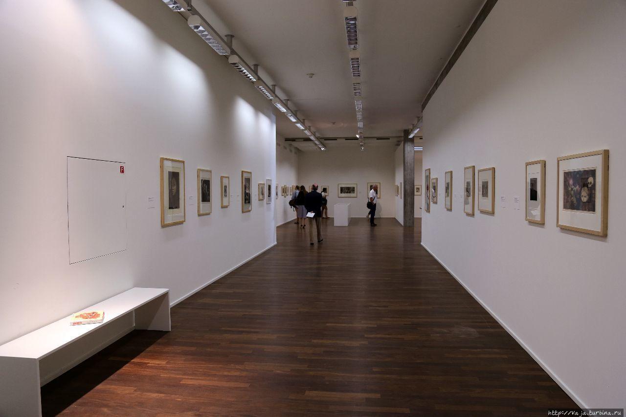 Художественный музей Кунстхаус. Первая часть Цюрих, Швейцария