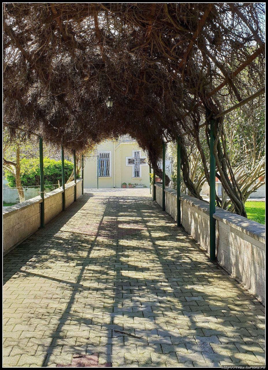 Влахернская церковь
