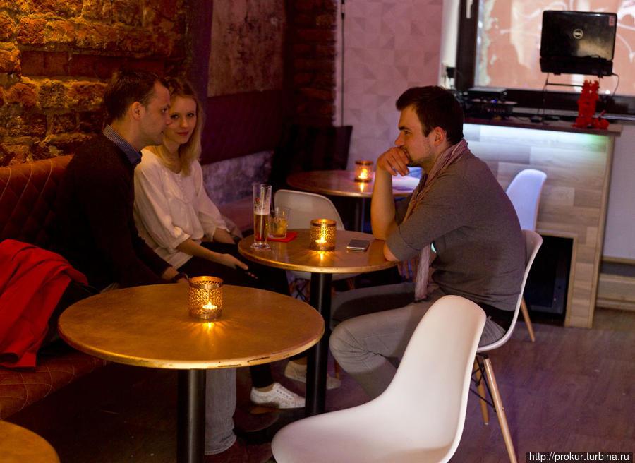 Место для романтических встреч и встреч с друзьями