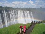 Радуга над водопадом — почти всегда