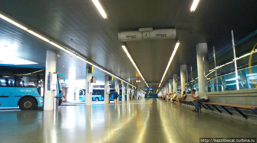терминал Сан — Тельмо Канарские острова, Испания