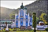 Храм Св. Николая построен в 17 веке в стиле барокко. В настоящее время храм действующий.