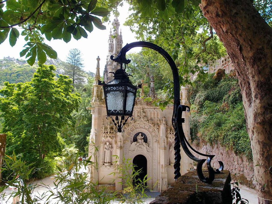 часовня Синтра, Португалия