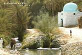 Тозёр — город-оазис, где существует восточный диснейленд — парк арабских сказок