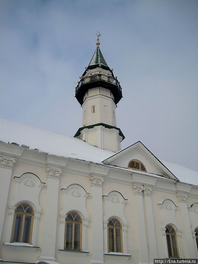 Мечеть Марждани