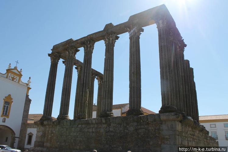 Храм Дианы