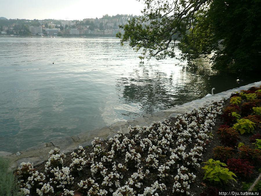 Туристическая достопримечательность Лугано Лугано, Швейцария