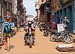 Рыжий город Бхактапур