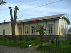 Жд станция г.Покров