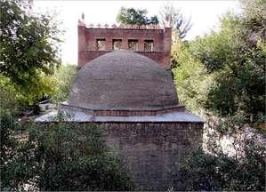 Мавзолей Асаф-ибн-Бурхия