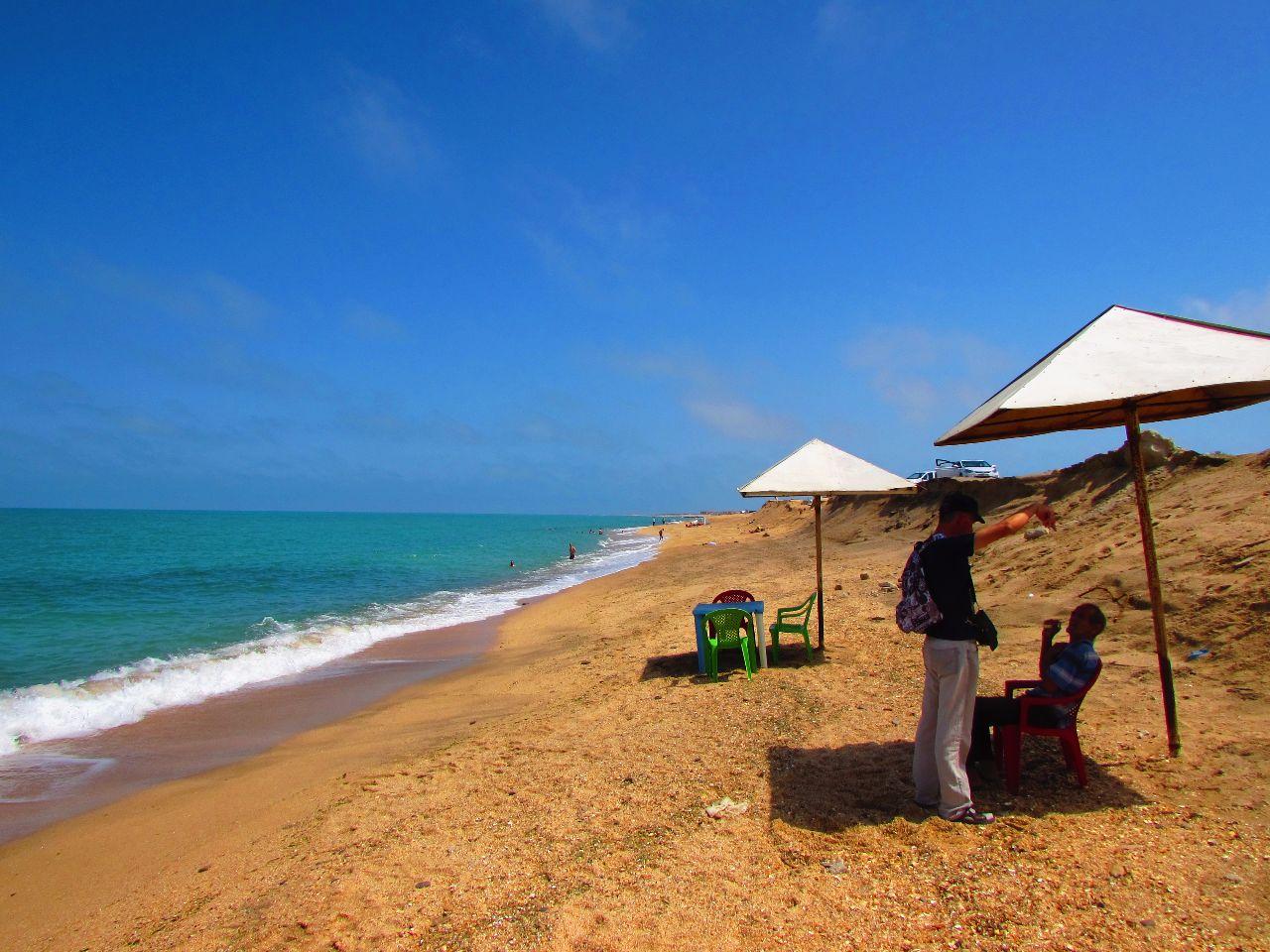 Апшеронский полуостров пляжей 53