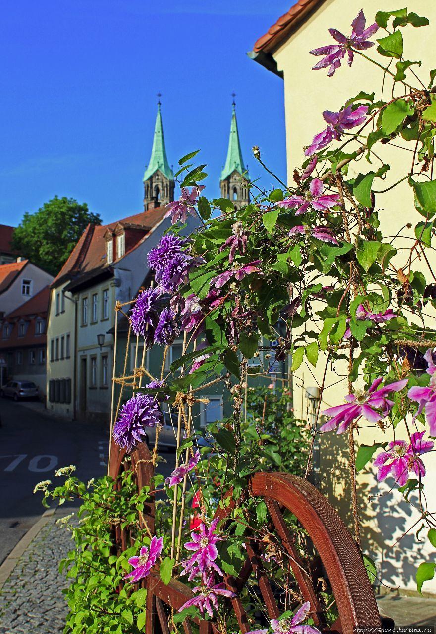 Неразбомбленный... Бамберг — объект ЮНЕСКО № 624