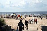 Здесь и далее пляж в Майори в конце августа (уже почти не сезон)