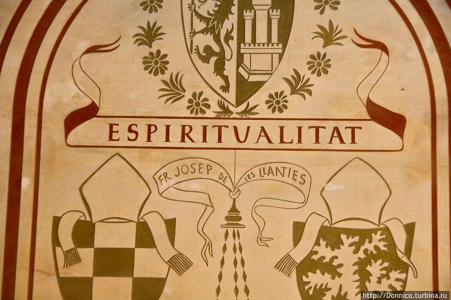 как бы нас не отвлекали гиды, путеводители и технические гаджеты, горы и монастырь они все же о другом — о духовности и о духе