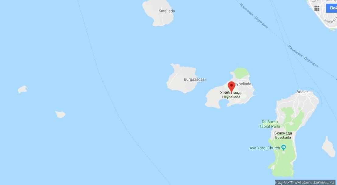 Принцевы острова или архи