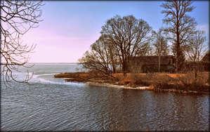 Озеро Невель