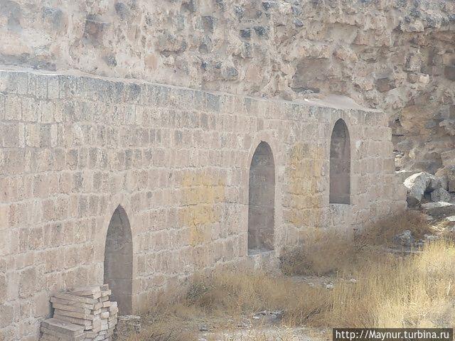 Крепость на холме Шанлыурфа, Турция