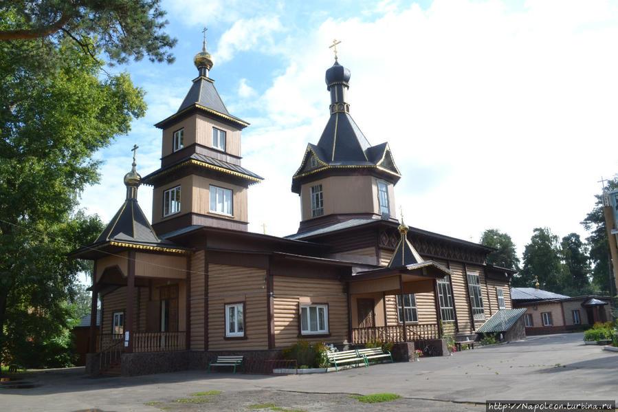 Церковь Петра и Павла Малаховка, Россия