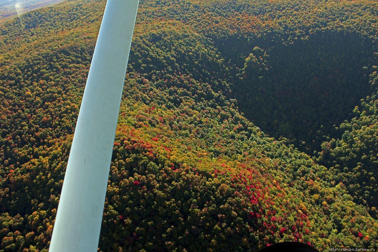 В гостях у Радуги. Под крылом самолета: Массачусетс, Вермонт Соединенные Штаты Америки