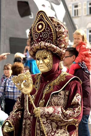 Людвигсбург. Ах, карнавал ... венецианский!