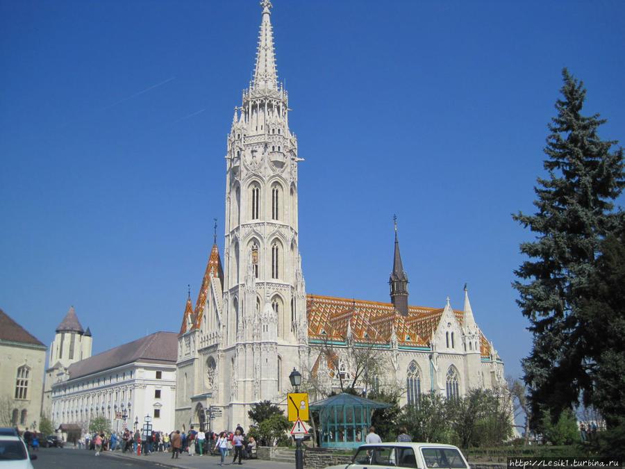 Церковь Матьяша