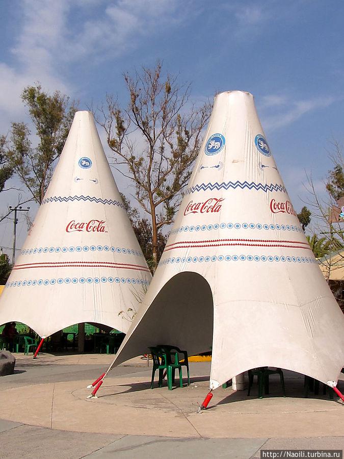 Ресторан на территории зоопарка
