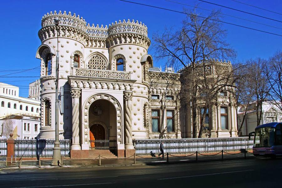 Дом Дружбы на Воздвиженке, 16 в Москве фото из интернета