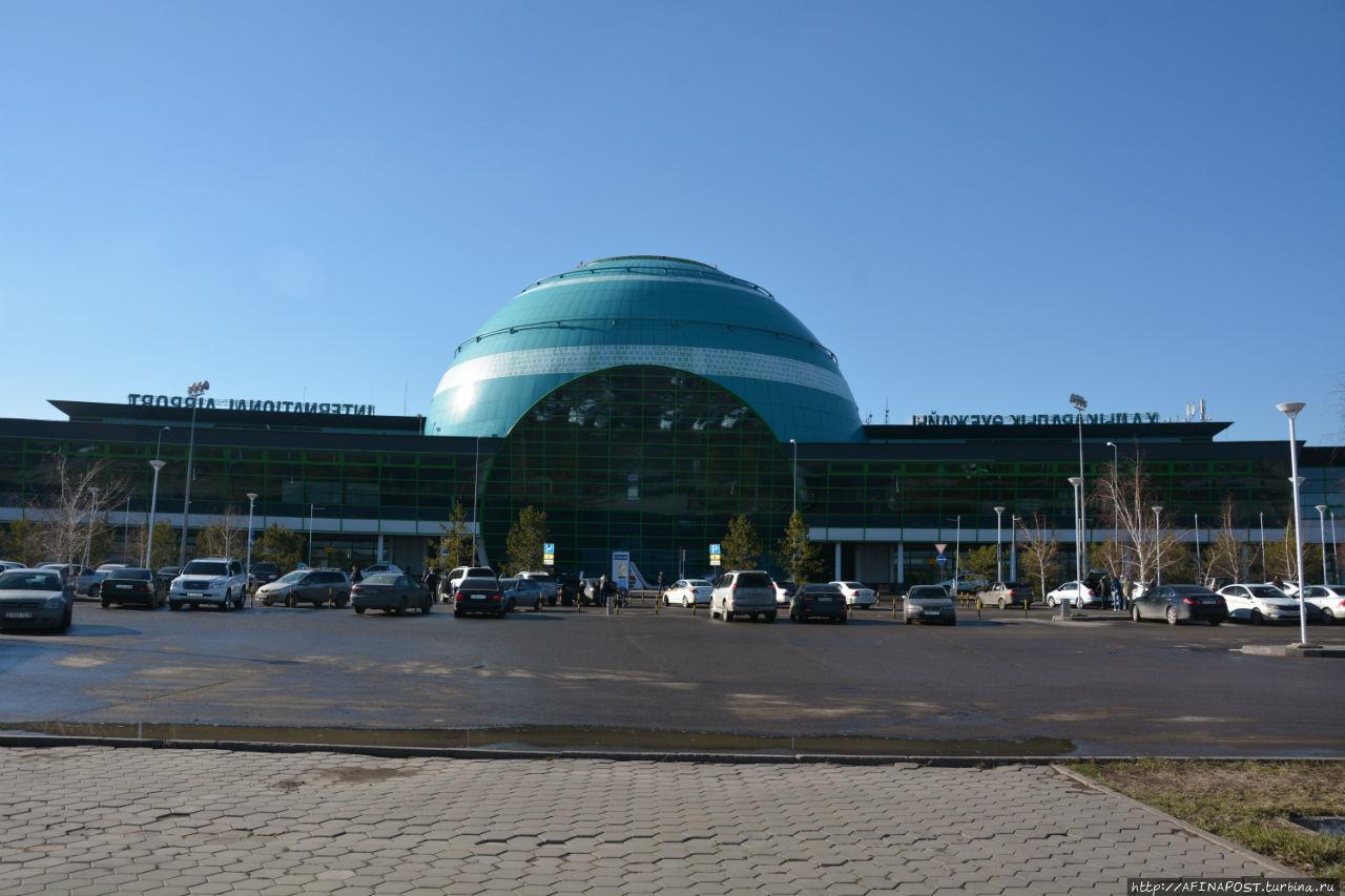 Сердце Евразии — Астана Астана, Казахстан