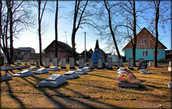 Братское кладбище на ул. Ленина