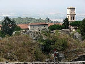 Монастырь Palazzola.