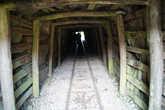 Путь нетруден. Проходит мимо заброшенной шахты Буферрера.