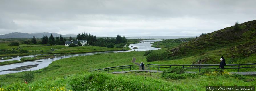 Вокруг Исландии за 10 дней. Золотое кольцо Рейкьявик, Исландия