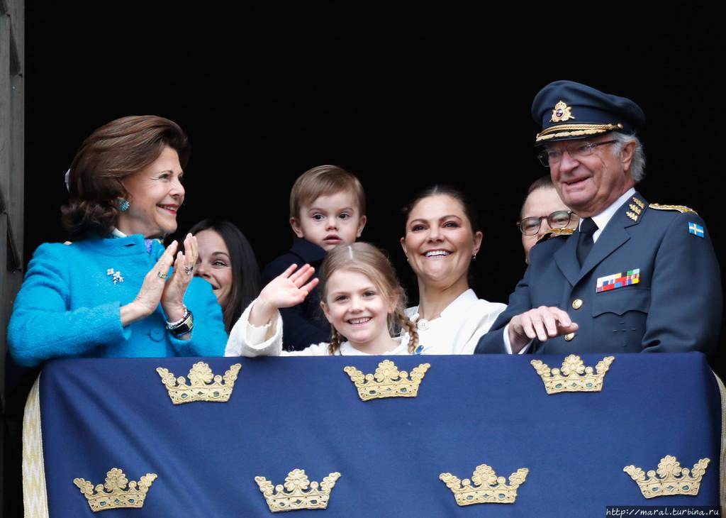 Правящий шведский король