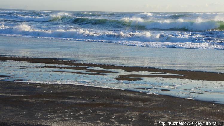 Халактырский берег Тихого