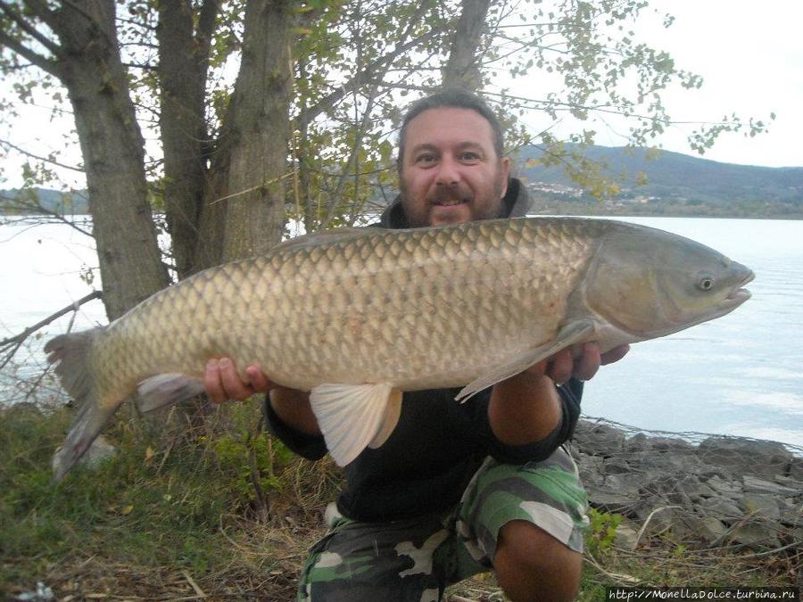 Озеро ди Пиетрафитта —  23 — 27 сентября 2013 Пьетрафитта, Италия