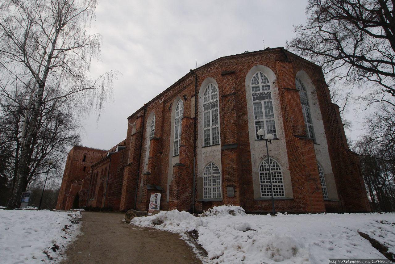 Домский собор. Был
