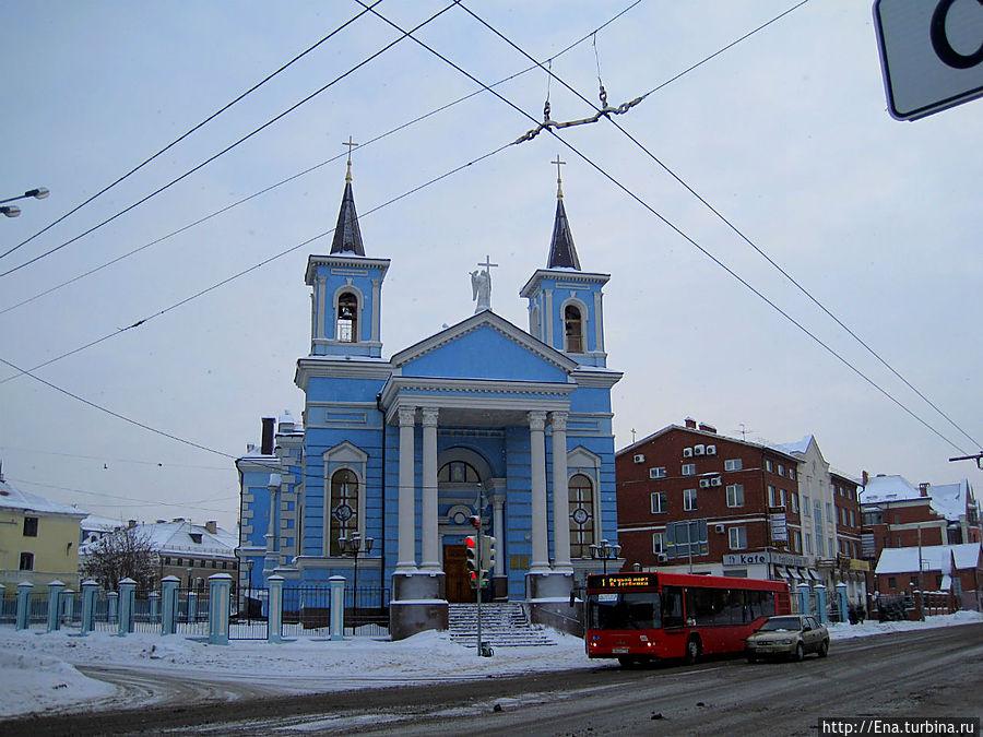 Римско-католическая церковь Воздвижения Святого Креста