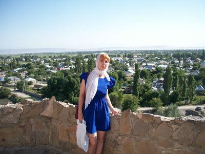 Вид на город, с Тектурмас
