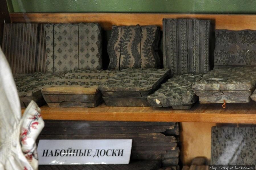 Открытое хранение фондов Тотьма, Россия