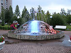 Александровский парк, фонтан