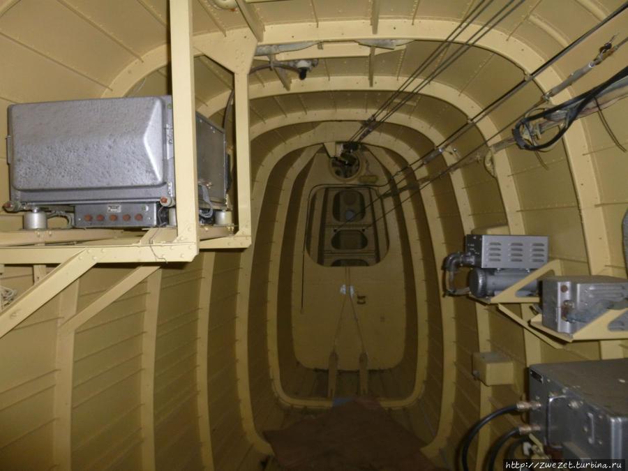 Хвостовая часть самолета Ан-2
